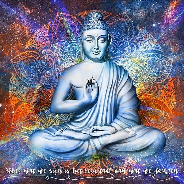 Diamond Painting Boeddha / Buddha