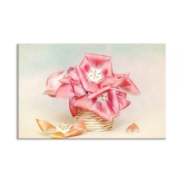 foto op canvas - kunst - bloem - 19a1