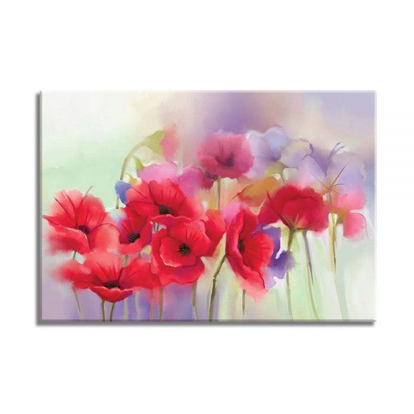 foto op canvas - kunst - bloemen - 22a1