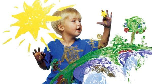 4x inspiratie voor creatieve wanddecoratie