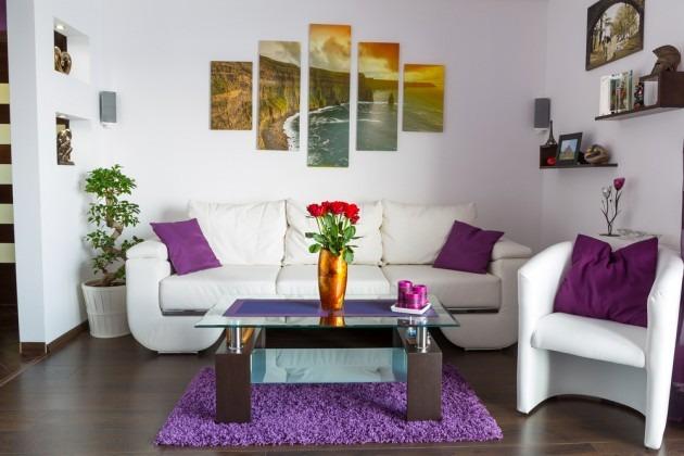 wanddecoratie - muurdecoratie - statement - foto op canvas