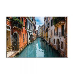 Venetië op canvas foto