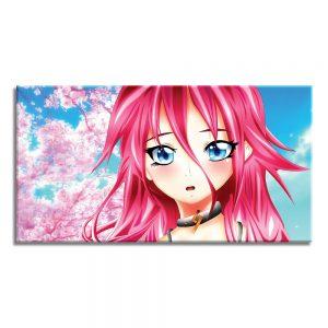 Foto op canvas voor kinderen van anime