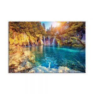 Canvas foto natuur