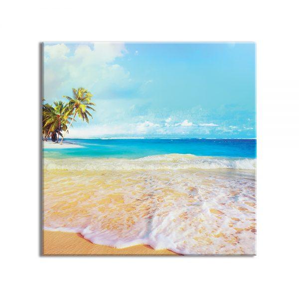 Foto op canvas, strand en zee