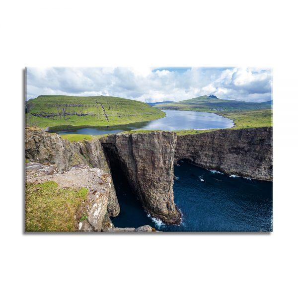 Foto op canvas van natuur
